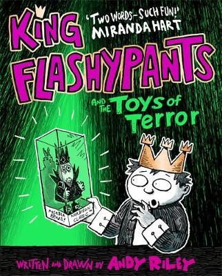 King Flashypants and the Dolls of Doom (BOK)