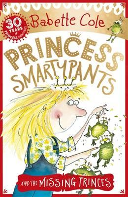 Princess Smartypants and the Missing Princes (BOK)