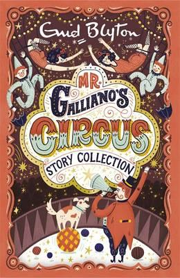 Mr Galliano's Circus Story Collection (BOK)