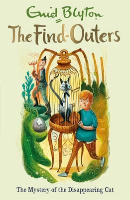 Find-Outers: The Mystery of the Disappearing Cat (BOK)