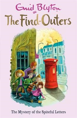 Find-Outers: The Mystery of the Spiteful Letters (BOK)