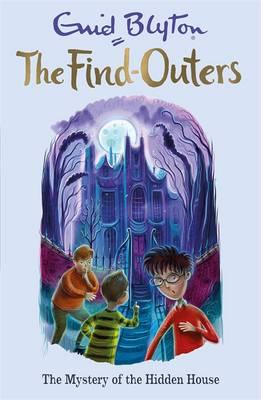Find-Outers: The Mystery of the Hidden House (BOK)