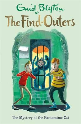 Find-Outers: The Mystery of the Pantomime Cat (BOK)