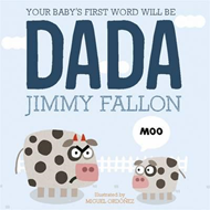 Produktbilde for Your Baby's First Word Will Be Dada (BOK)