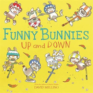 Funny Bunnies: Up and Down (BOK)