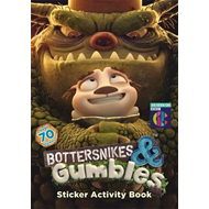Sticker Activity Book (BOK)