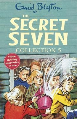 Secret Seven Collection 5 (BOK)