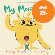 Produktbilde for My Monster and Me (BOK)