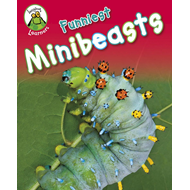 Funniest Minibeasts (BOK)