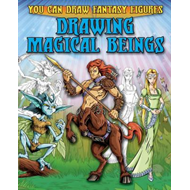 Drawing Magical Beings (BOK)