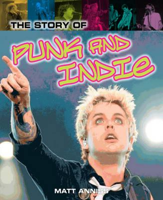 The Story of Punk and Indie (BOK)