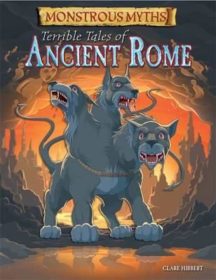 Terrible Tales of Ancient Rome (BOK)