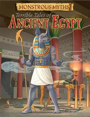 Terrible Tales of Ancient Egypt (BOK)