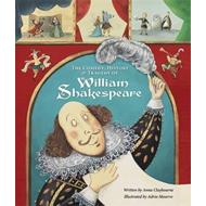 Comedy, History and Tragedy of William Shakespeare (BOK)