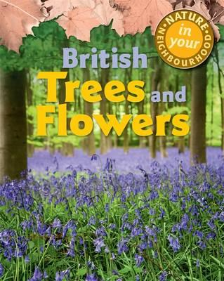 British Trees and Flowers (BOK)