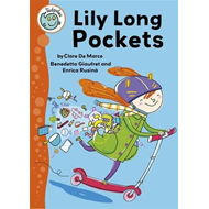 Lily Long Pockets (BOK)