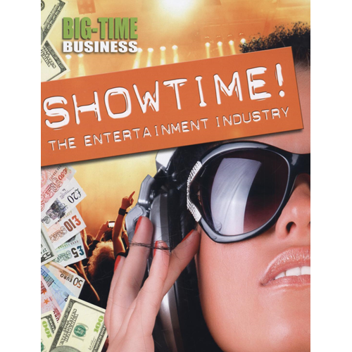 Showtime!: The Entertainment Industry (BOK)