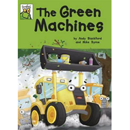 Green Machines (BOK)
