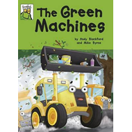 Froglets: The Green Machines (BOK)
