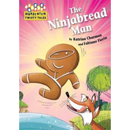 Produktbilde for Hopscotch Twisty Tales: The Ninjabread Man (BOK)