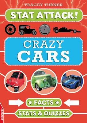 Crazy Cars: Facts, Stats and Quizzes (BOK)