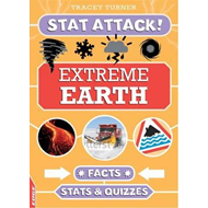 Extreme Earth Facts, Stats and Quizzes (BOK)