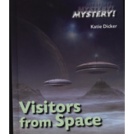 Mystery!: Visitors from Space (BOK)