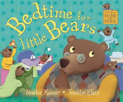 Bedtime for Little Bears (BOK)