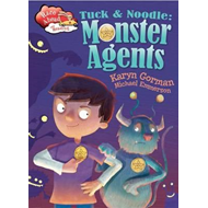 Tuck and Noodle, Monster Agents (BOK)