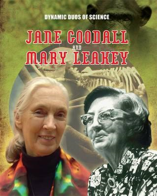 Jane Goodall and Mary Leaky (BOK)