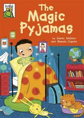 Froglets: The Magic Pyjamas (BOK)