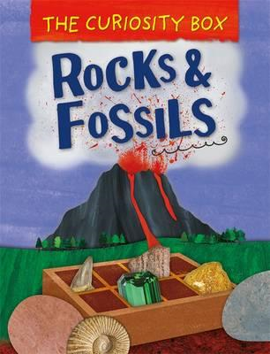 Curiosity Box: Rocks and Fossils (BOK)