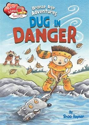 Bronze Age Adventures: Dug in Danger (BOK)