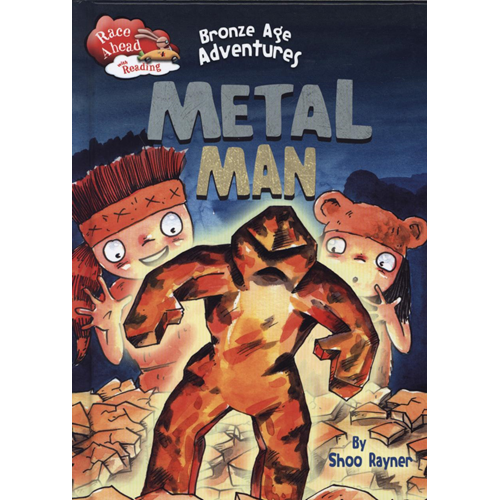 Bronze Age Adventures: Metal Man (BOK)