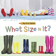 My First Maths: What Size Is It? (BOK)