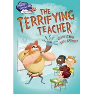 Race Further with Reading: The Terrifying Teacher (BOK)