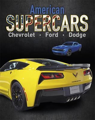 American Supercars - Dodge, Chevrolet, Ford (BOK)