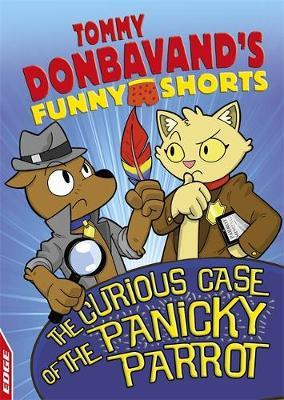 EDGE: Tommy Donbavand's Funny Shorts: The Curious Case of th (BOK)