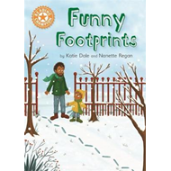 Funny Footprints (BOK)
