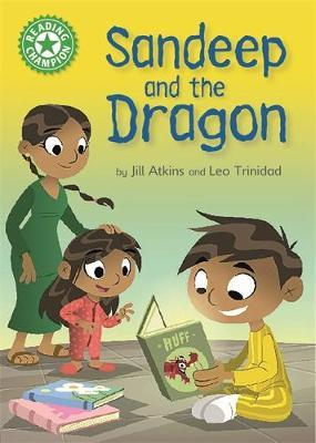 Reading Champion: Sandeep and the Dragon (BOK)