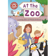 Reading Champion: At the Zoo (BOK)
