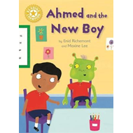Reading Champion: Ahmed and the New Boy (BOK)