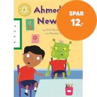 Produktbilde for Reading Champion: Ahmed and the New Boy - Independent Reading Yellow 3 (BOK)