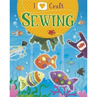 I Love Craft: Sewing (BOK)