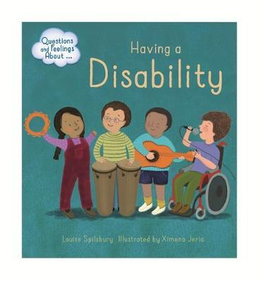 Questions and Feelings About: Having a Disability (BOK)