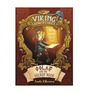 Viking Adventures: Oolaf and the Golden Book (BOK)
