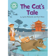 Reading Champion: The Cat's Tale (BOK)