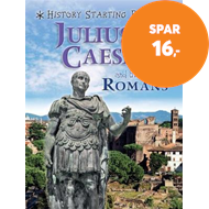 Produktbilde for History Starting Points: Julius Caesar and the Romans (BOK)