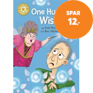Produktbilde for Reading Champion: One Hundred Wishes - Independent Reading Gold 9 (BOK)