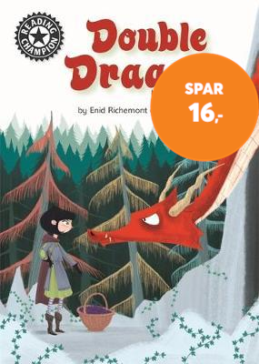 Reading Champion: Double Dragons - Independent Reading 12 (BOK)